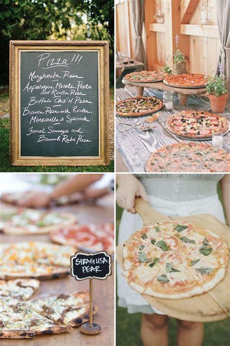 Wedding Reception Timeline 4 Hour Buffet