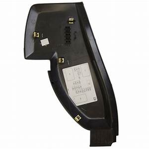 Astra H Fuse Box Cover