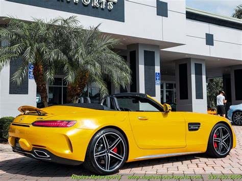 Petrol, 3 982 ccm, 430 kw. For sale : 2018 Mercedes-Benz AMG GT Convertible - Naples Motorsports - United States - For sale ...