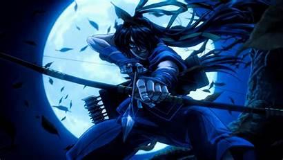 Anime Drifters Yoichi Sanoboss Wallpapers Sfondi Fondo