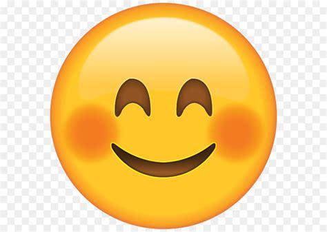 Emoji Clipart Blushing Emoji Smiley Clip Smile Png