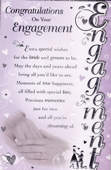 Congratulations Engagement Card Template by 51 Best Congratulations On Your Engagement Pictures