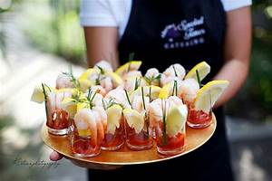 Bring On The Minis! The Mini Wedding Appetizers!