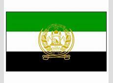 Afghanistan Flag 20012004 Design 3x5' Afghanistan