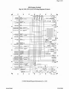 1996 Pontiac Firebird Wiring Diagram