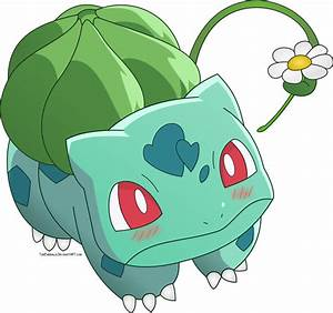 Free Bulbasaur Pokemon Vector