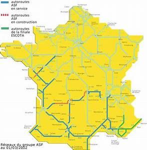 Carte De France Autoroute : cas autoroute du sud de la france ~ Medecine-chirurgie-esthetiques.com Avis de Voitures