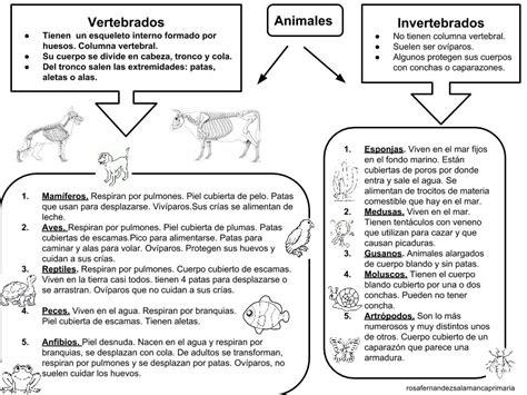 Les Miserables Resumen En Ingles by Maestra De Primaria Esquema Tema Los Animales