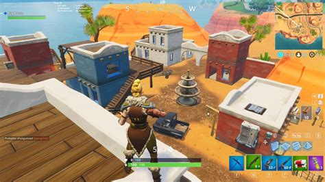 Fortnite Season 5 Map Changes