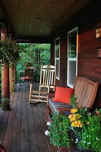 Amerikanische Holzhäuser Bauen : amerikanische holzh user holz veranda selber bauen schaukelstuhl hausbau pinterest veranden ~ Sanjose-hotels-ca.com Haus und Dekorationen