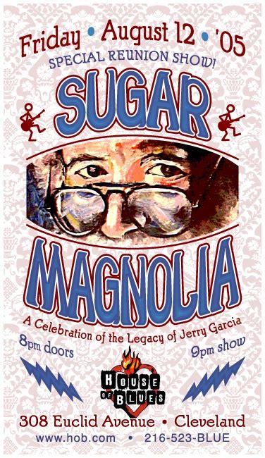 sugar magnolia eroc