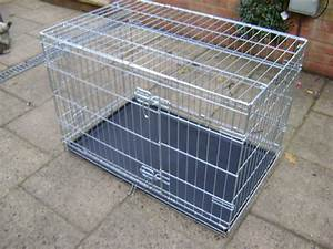 medium size dog crate in newport wightbay With medium size dog crate