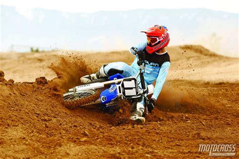 motocross action magazine motocross ktm 85cc carson brown tests the ktm 85 sxs for