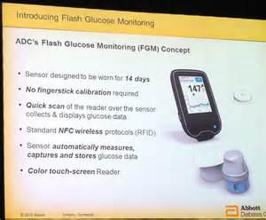 Abbott Debuts Flash Glucose Monitoring  A New Alternative