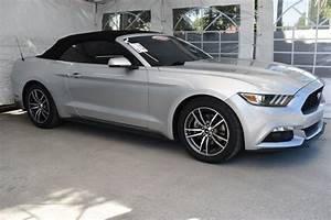 2017 Used Ford Mustang CONVERTIBLE at Car Factory Outlet Serving Miami-Dade, Broward, Palm Beach ...