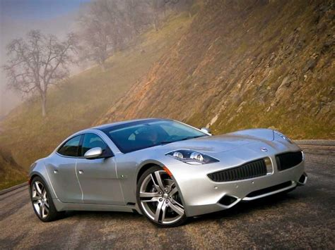 Henrik Fisker New Electric Car 2017