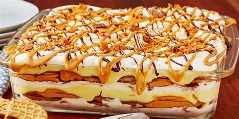 lasagna peanut butter dessert delish recipe zucchini corn cakes recipes