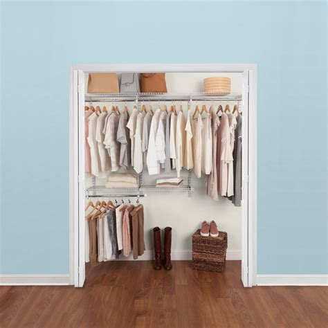 Rubbermaid Closet by Rubbermaid 36 In D X 72 In W X 2 In H Configurations
