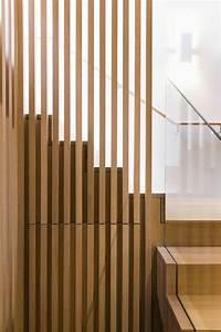 design d39interieur style avec le tableau triptyque With rampe escalier bois interieur
