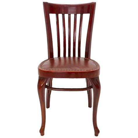austrian thonet chair no 519 used by adolf loos for cafe