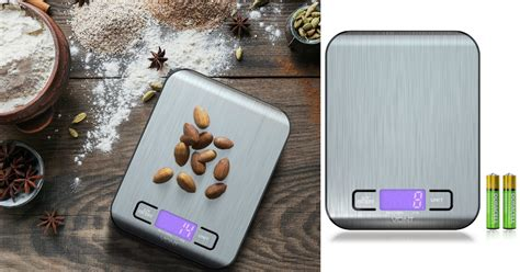 Digital Kitchen Scale Only .99
