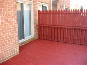 decking stain red decking stain With barn red deck paint