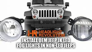 2011 Jeep Wrangler Fog Light Wiring Diagram