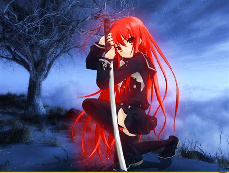 Shana Anime Wallpaper - kawaii anime images shana hd wallpaper and background