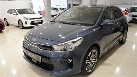 kia rio  analisis en espanol youtube
