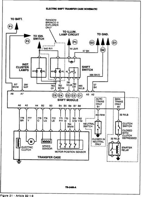 Ford Bronco Wheel Drive Engine Auto Trans