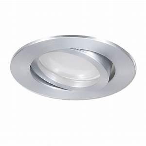 Deckenspots Led Dimmbar : led einbaustrahler aluminium rund 4 fach switchmo dimmbar wohnlicht ~ Frokenaadalensverden.com Haus und Dekorationen