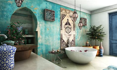 salle de bain marocaine la salle de bain marocaine l exotisme incarn 233 d 233 cor salon marocain