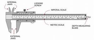Mesura De Longituds  Calibre I Micr U00f2metre
