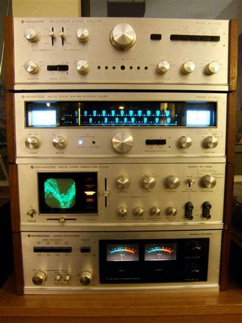 758 best Vintage Stereo images on Pinterest   Audiophile