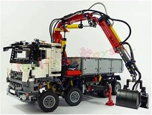 Lego Technic Camion : technic mercedes benz arocs 3245 truck 42043 lego ~ Nature-et-papiers.com Idées de Décoration