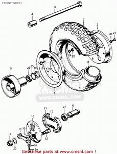 Honda Z50a Wiring Diagram