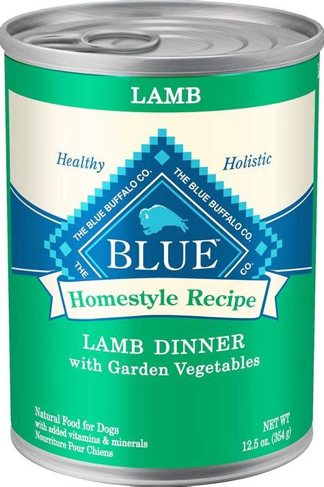 blue buffalo homestyle recipe lamb dinner  garden