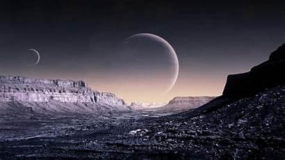 Alien Planet Wallpapers Worlds Baltana Desktop Space