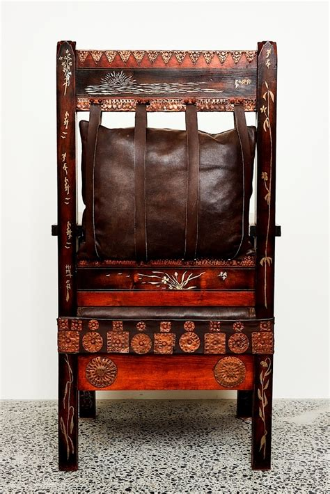 A matched pair of throne chairs by carlo bugatti. Carlo Bugatti | Throne Armchair (Circa 1902) | MutualArt