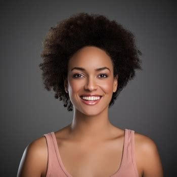 latino americano da mulher negra