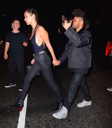 Слушать песни и музыку the weeknd онлайн. The Weeknd is dating 18 year-old model Bella Hadid, couple ...