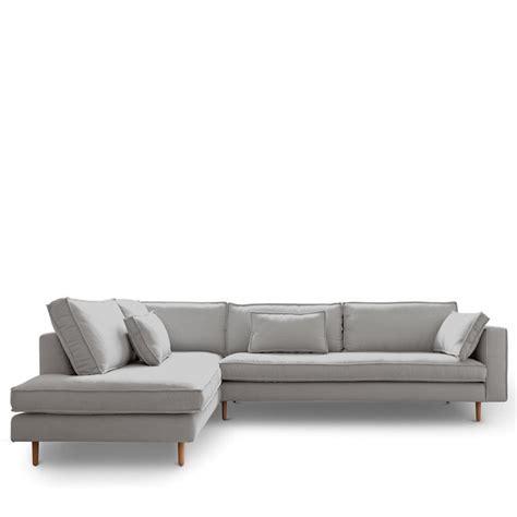Canapé D'angle Gauche Tissu Stockholm By Modalto Drawer