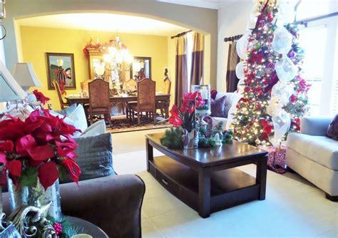 25 Christmas Living Room Decor Ideas