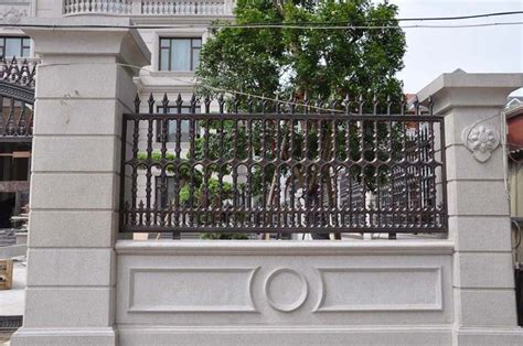 villa fence designs fancy wrought iron railings china mainland balustrades handrails