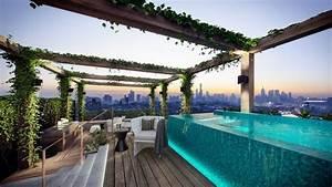 Piscine Composite Hors Sol : grande piscine de design extraordinaire en 60 photos top ~ Dailycaller-alerts.com Idées de Décoration