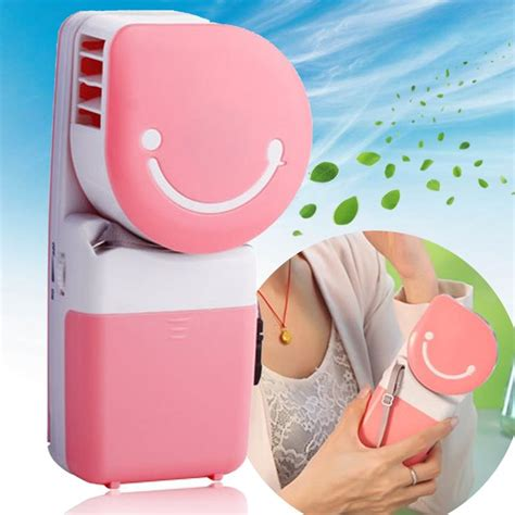 fans that feel like air conditioners mini portable hand held bladeless cool fan air conditioner