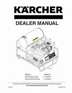 Karcher Skid Unit Fuel Pump Wiring Diagram