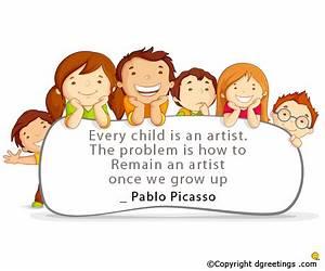 Children's Day Quotes, International Children's Day Quotes ...