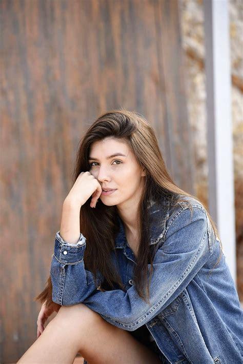 Croatian model Marta Malenica in World Top Model contest ...