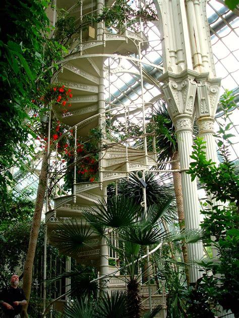 palm house craig admires  stunning wrought iron